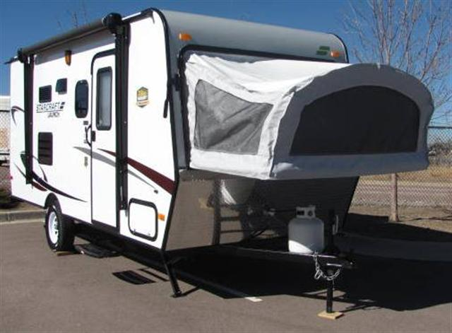 New2014 Starcraft Launch Hybrid Travel Trailer For Sale