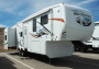 Used 2009 Heartland Big Country 3490RB Fifth Wheel For Sale