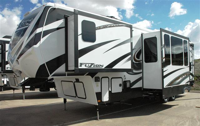 Buy a New Keystone Fuzion in Fountain, CO.