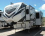 New 2014 Keystone Fuzion 342 Fifth Wheel Toyhauler For Sale