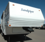 Used 2002 Forest River Sandpiper 25RLSS Fifth Wheel For Sale