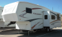 Used 2009 Crossroads Cruiser 26RK Fifth Wheel For Sale