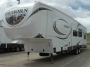 Used 2013 Heartland BIGHORN SILVERADO 36TB Fifth Wheel For Sale