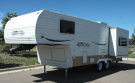 Used 2005 Gulfstream Amerilite 21FMS Fifth Wheel For Sale