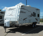 Used 2010 Keystone Energy 190 FK Travel Trailer Toyhauler For Sale