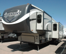 New 2015 Heartland Silverado 38QBS Fifth Wheel For Sale