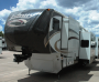 Used 2012 Dutchmen INFINITY 3870FK Fifth Wheel For Sale
