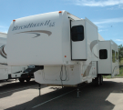 Used 2006 Nu Wa Hitchhiker 29.5 Fifth Wheel For Sale