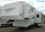 Used 2007 Crossroads Cruiser 29RE Fifth Wheel For Sale