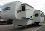 Used 2008 Sunnybrook BRISTOL BAY 3420BH Fifth Wheel For Sale