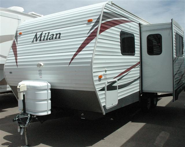 2013 Eclipse RV MILAN