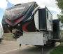 Used 2013 Keystone Fuzion 315 Fifth Wheel Toyhauler For Sale