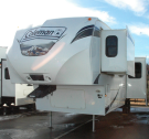 Used 2010 Dutchmen Coleman 325 Fifth Wheel For Sale