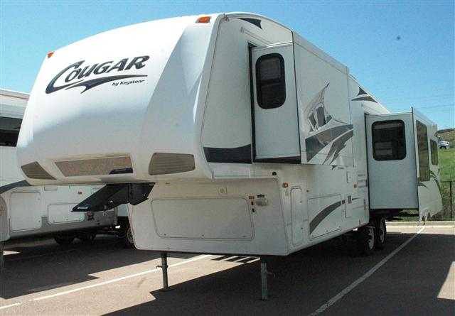 Buy a Used Keystone Cougar in Fountain, CO.