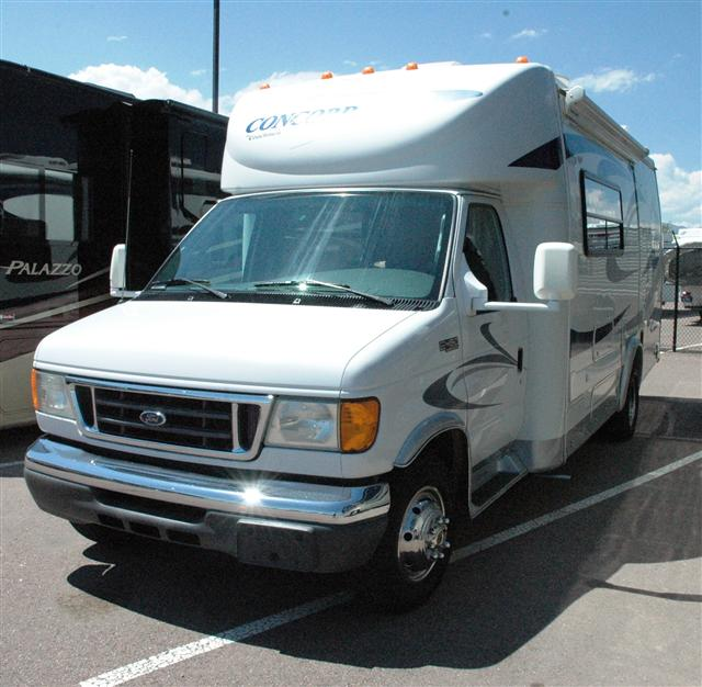 Buy a Used Coachmen Concord in Fountain, CO.