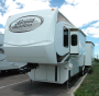 Used 2008 Dutchmen Grand Junction 35TMS Fifth Wheel For Sale