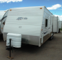 Used 2008 Gulfstream Amerilite 25RB Travel Trailer For Sale