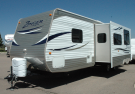 Used 2013 Crossroads Zinger 30KB Travel Trailer For Sale