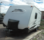 Used 2005 Keystone Zeppelin 19 Travel Trailer For Sale