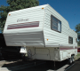 Used 1989 CIMMARRON CIMARRON 30 Fifth Wheel For Sale