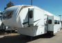 Used 2011 Heartland ELK RIDGE 35QSQB Fifth Wheel For Sale