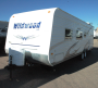 Used 2009 Forest River Wildwood 27RBEC Travel Trailer For Sale