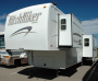 Used 2000 NuWa HITCHHIKER PREMIER 35.5BWTG Fifth Wheel For Sale