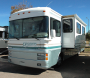 Used 1999 Fleetwood Discovery 36T Class A - Diesel For Sale