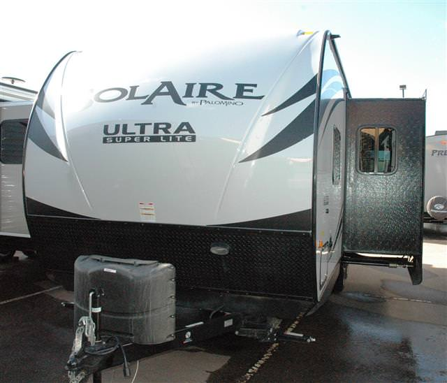 New 2015 Forest River SOLAIRE ULTRA-LITE 226RBK Travel Trailer For Sale