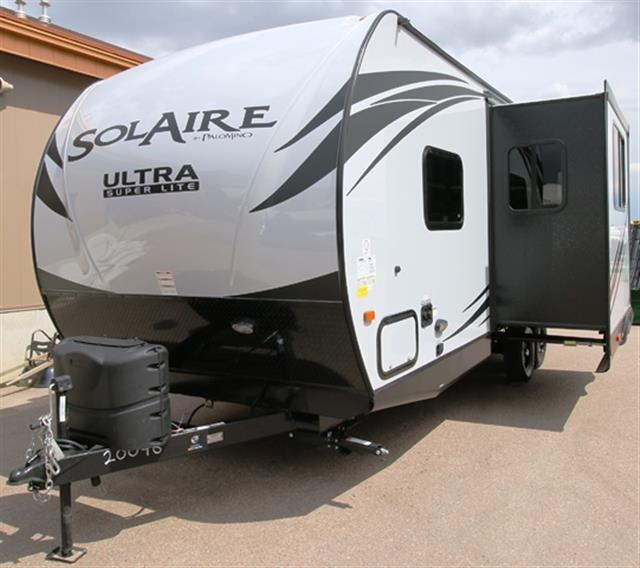 New 2016 Forest River SOLAIRE ULTRA-LITE 229BHS Travel Trailer For Sale