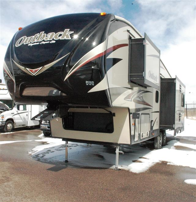 New 2015 Keystone Outback 286FRL Fifth Wheel For Sale