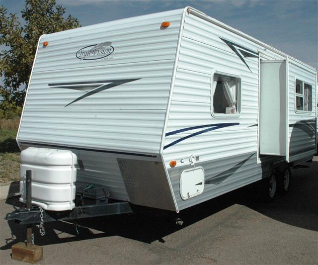 Used 2006 R-Vision Trail-lite 23RKS Travel Trailer For Sale