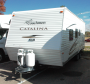 Used 2010 Coachmen Catalina 22FB Travel Trailer For Sale