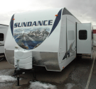 Used 2011 Heartland Sundance 3200CK Travel Trailer For Sale