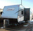 New 2015 Coleman Coleman CTS295QB Travel Trailer For Sale
