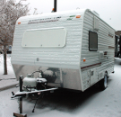 Used 2012 Starcraft AR-1 15RB Hybrid Travel Trailer For Sale