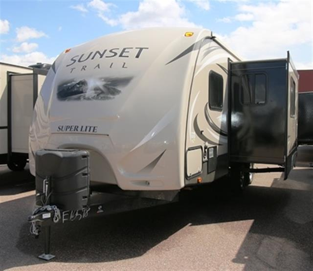 New 2016 Crossroads Sunset Trail 220RB Travel Trailer For Sale