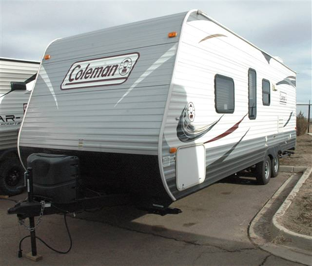 Used 2013 Coleman Coleman CTS274BH Travel Trailer For Sale