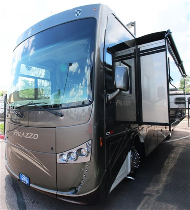 New 2016 THOR MOTOR COACH PALAZZO 35.1 Class A - Diesel For Sale