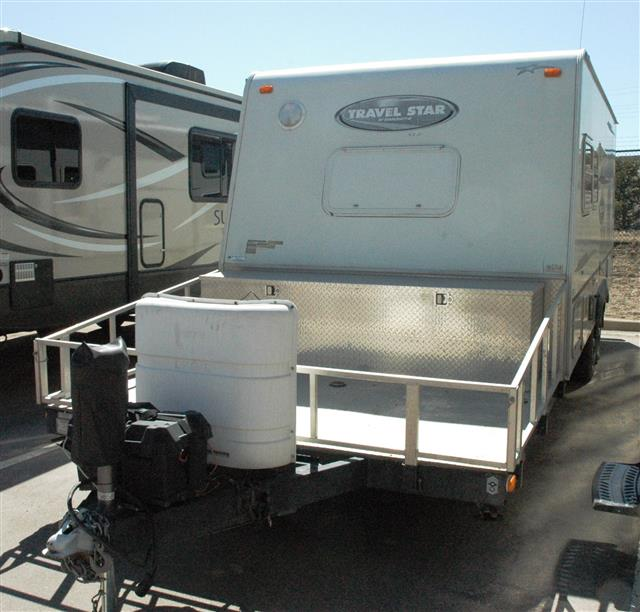 Used 2007 Starcraft Travel Star 21DSD Travel Trailer For Sale