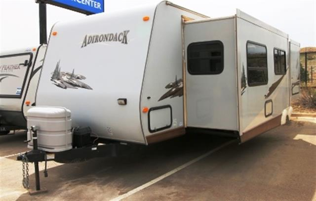 Used 2008 Dutchmen Adirondack 27FK-DSL/BS Travel Trailer For Sale