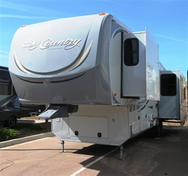 Used 2011 Heartland Big Country 3355 Fifth Wheel For Sale