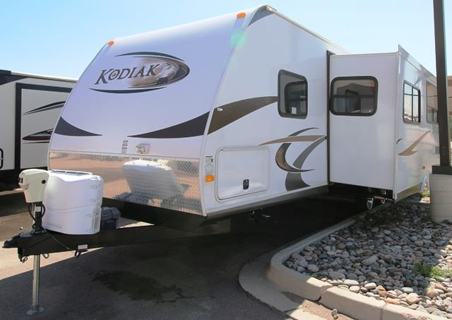Used 2012 Dutchmen Kodiak 284BHS Travel Trailer For Sale