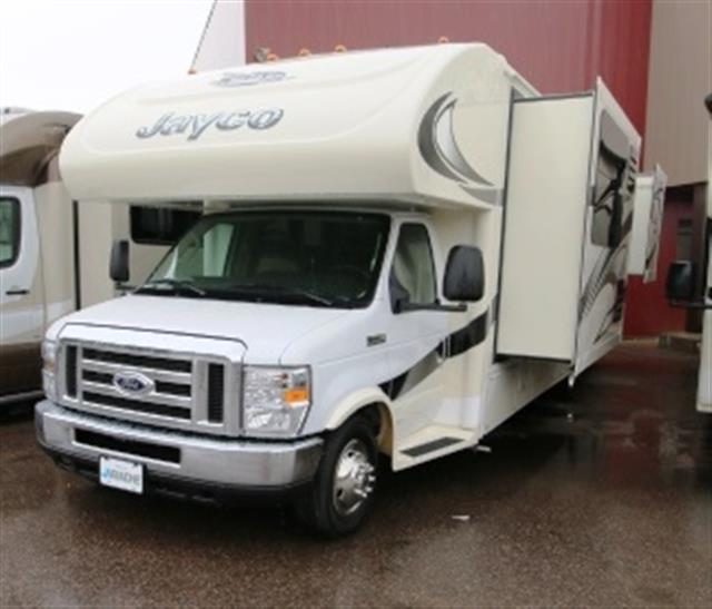 New 2016 Jayco Greyhawk 31DS Class C For Sale