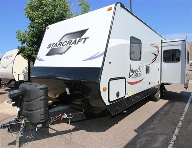 New 2016 Starcraft LAUNCH 24RLS Travel Trailer For Sale