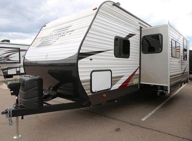 New 2016 Starcraft AR-ONE 27BHS Travel Trailer For Sale