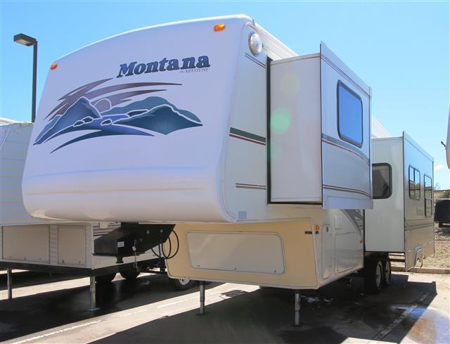 Used 1999 Keystone Montana 2850 Fifth Wheel For Sale