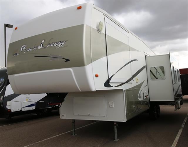 Used 2004 Gulfstream Prairie Schooner 30 Fifth Wheel For Sale