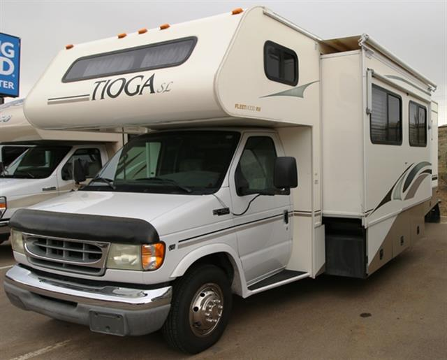 Used 2003 Fleetwood Tioga 31W Class C For Sale