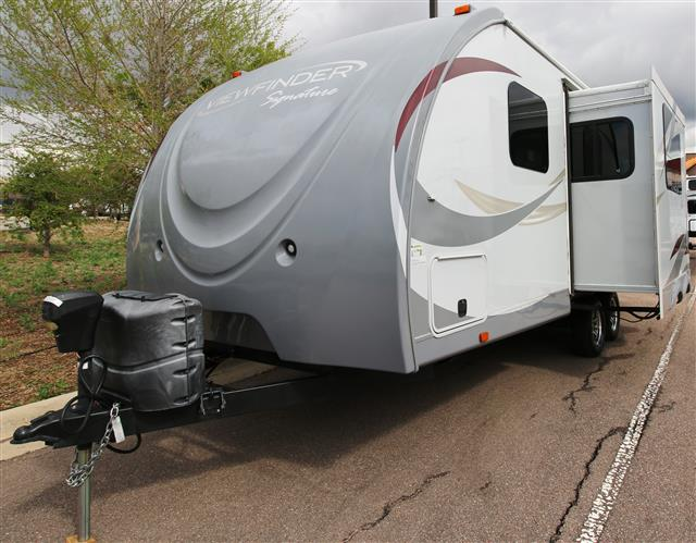 Used 2013 Shadow Cruiser VIEWFINDER 22RBDS Travel Trailer For Sale